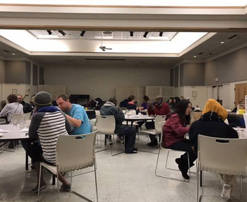 Homeless Shelter Program